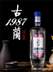 郎酒古蔺1987